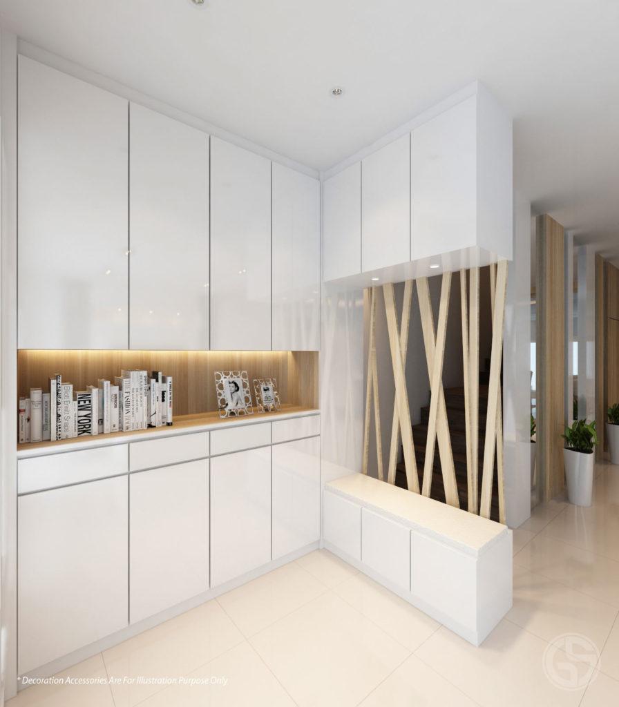 Interior Design For Hdb At Ang Mo Kio Avenue 1: Grand Studios Interior Design