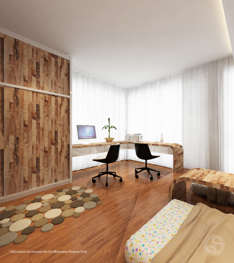 Interior Design For Hdb At Ang Mo Kio Avenue 1: GS Interior Design